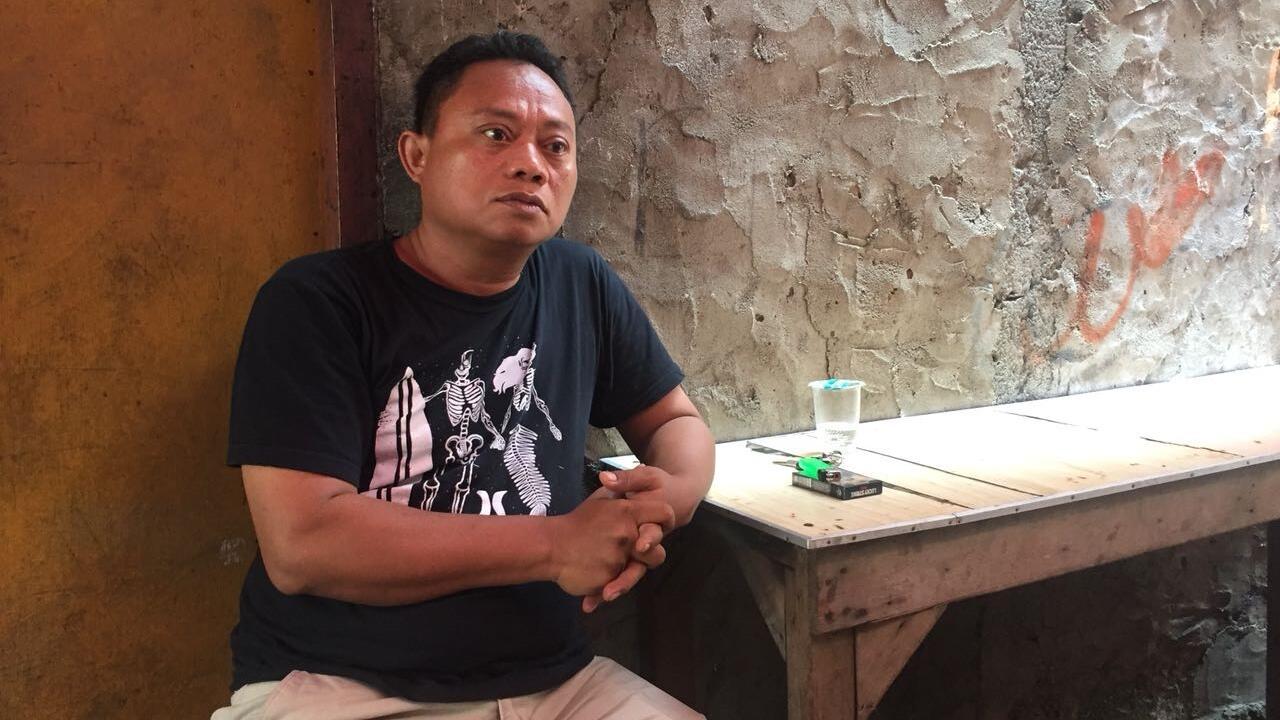 Cerita Haru Djunaidi Tentang Motor dan Pencarian Anaknya di Monas