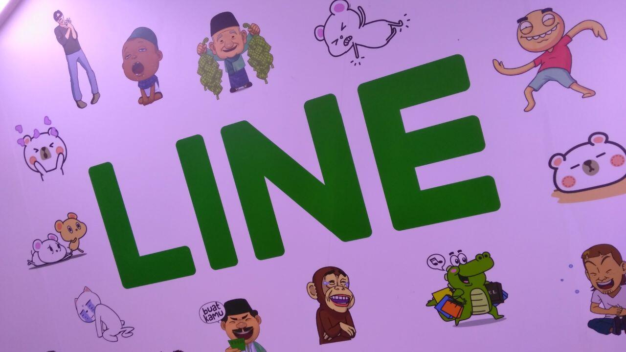 Jadi Kreator Stiker di LINE Bisa Berangkatkan Orang Tua Umrah