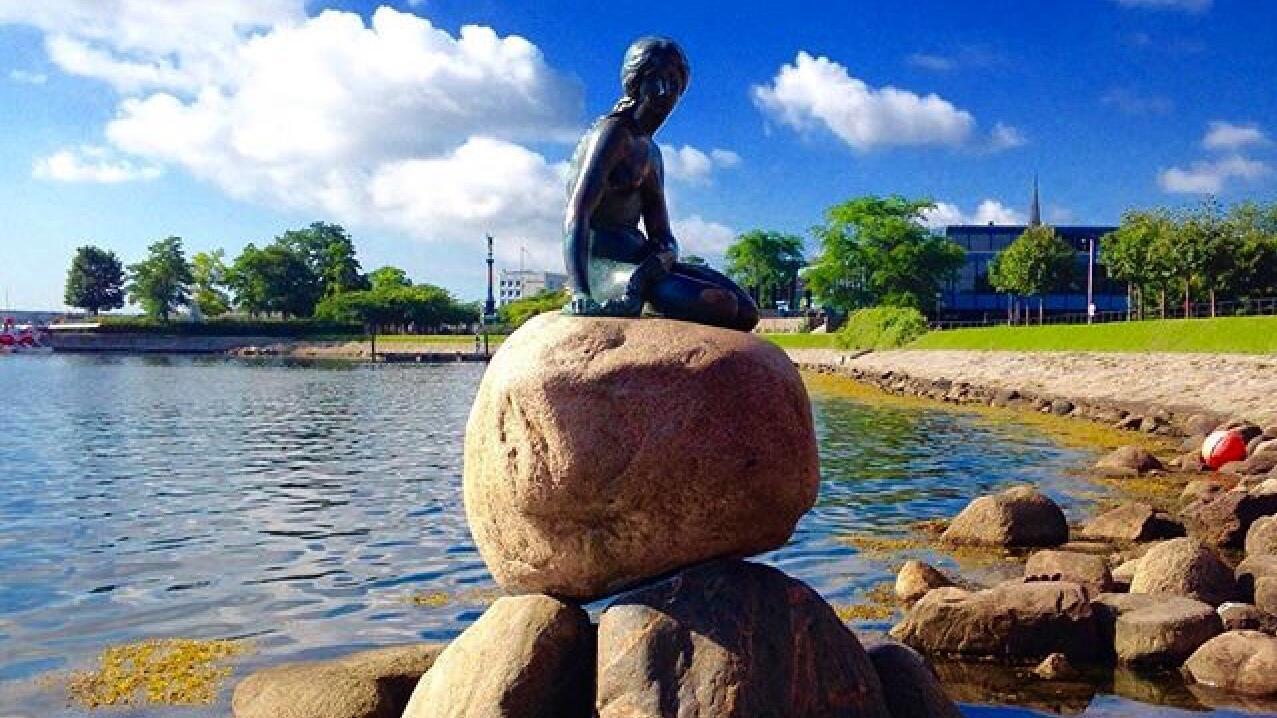 Kisah Pilu Little Mermaid, Simbol Cinta dari Kopenhagen