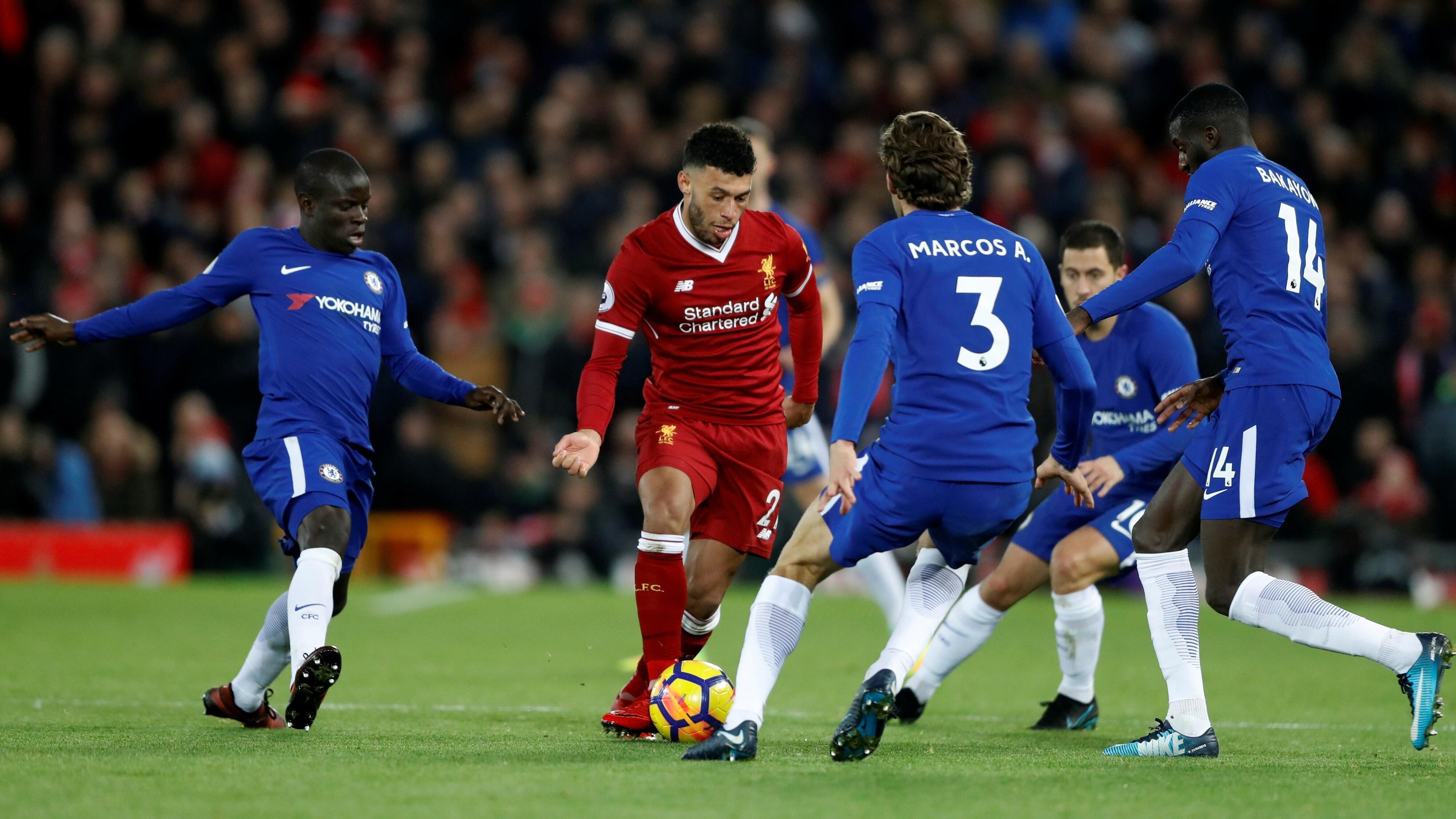 Pratinjau Chelsea vs Liverpool: Liga Champions Taruhannya