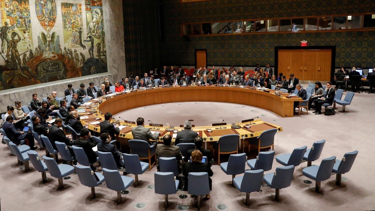 Israel Mundur dari Perebutan Kursi Dewan Keamanan PBB