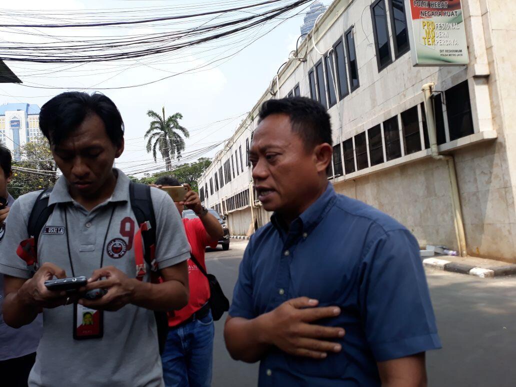 Penuhi Panggilan Kepolisian, Ayah Korban Meninggal Bagi Sembako Mengaku Sudah Ikhlas