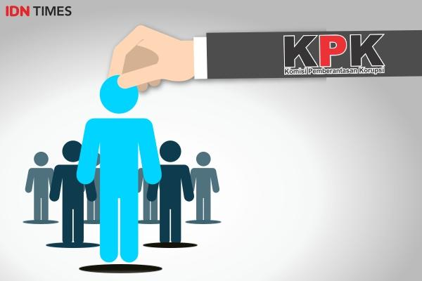 KPK Tangkap Anggota DPR Dalam Operasi Tangkap Tangan
