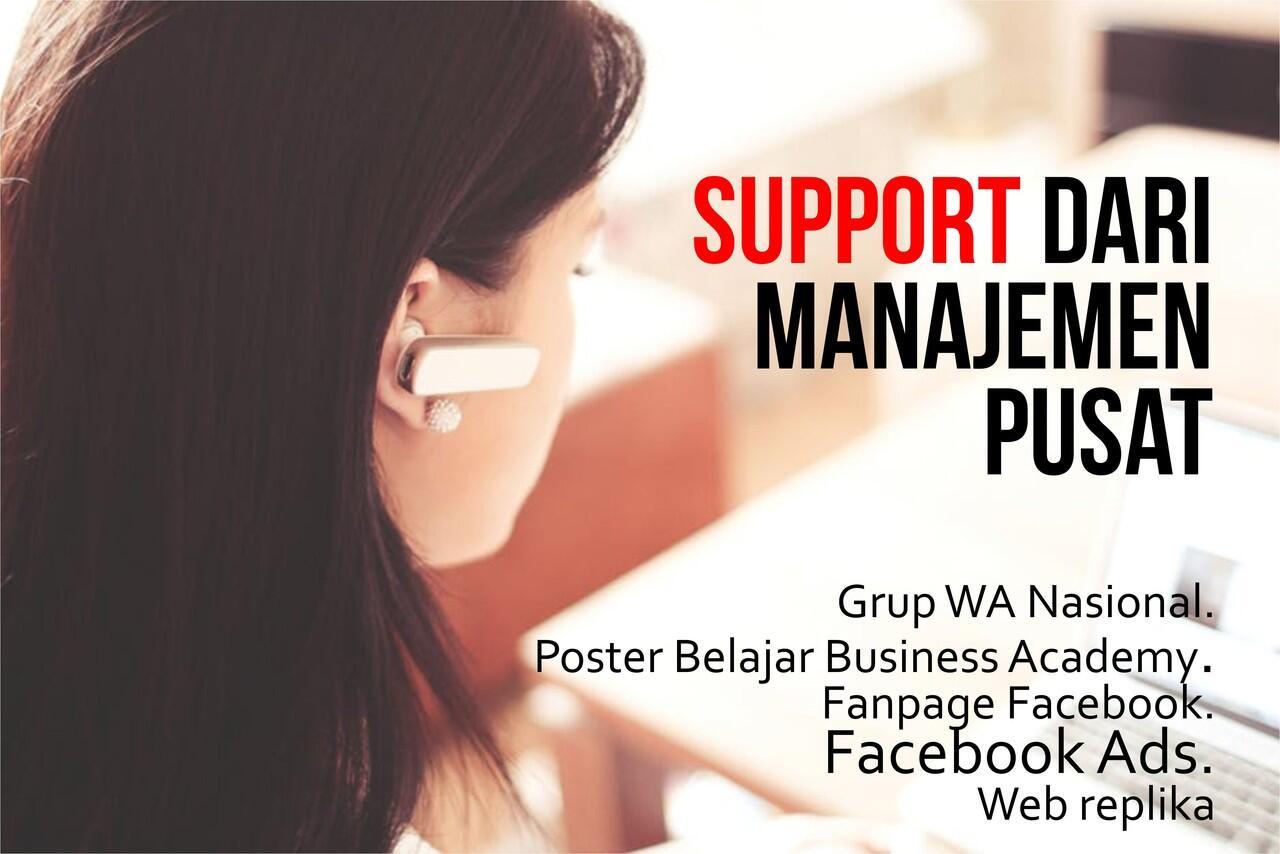 Disupport Full : Enaknya Jadi Distributor Poster Belajar