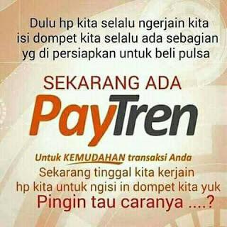 PAYTREN (bisnis bisa bersedekah)