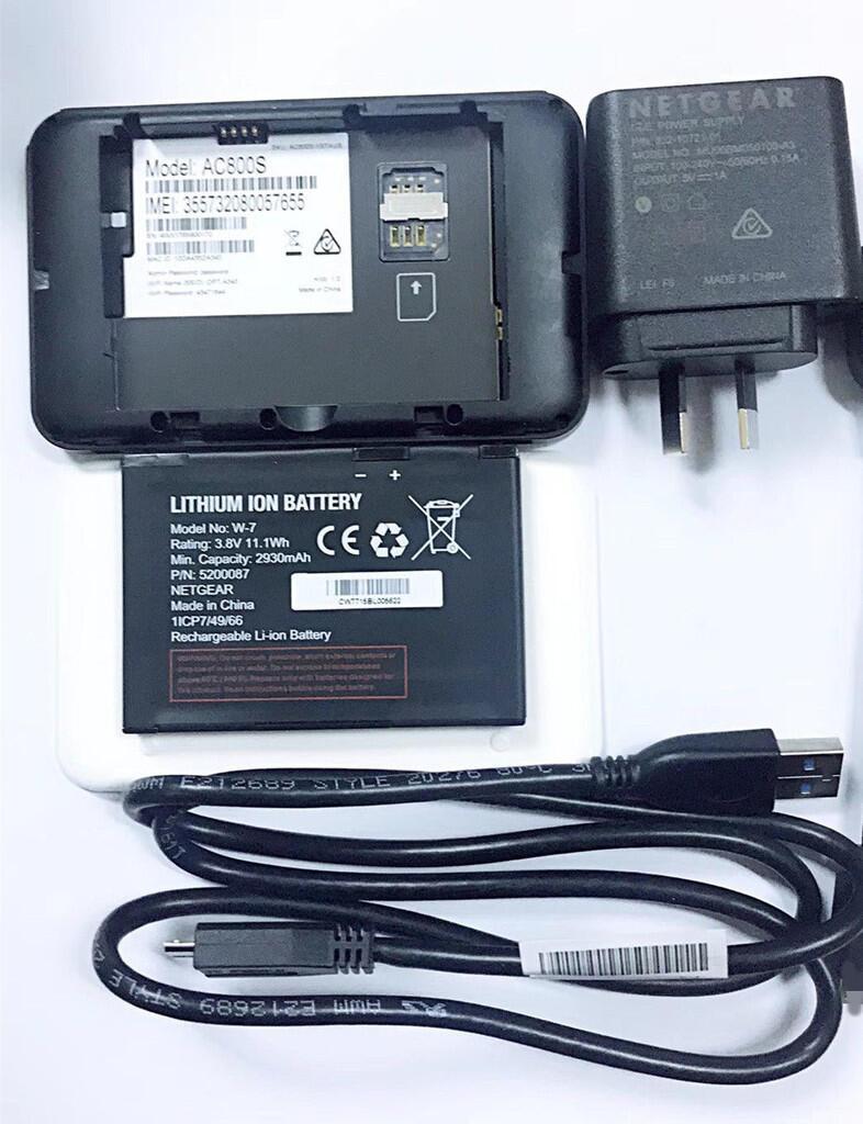 Netgear Aircard 800s (Optus 4G Wi-Fi Modem) Review