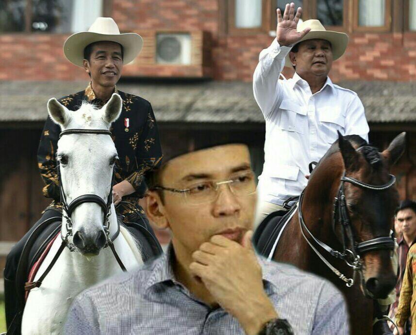 Jokowi, Prabowo dan TGB Paling Diingat Publik