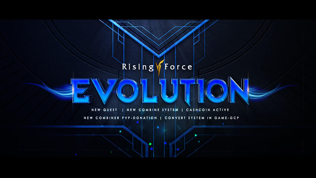 RF EVOLUTION THE REAL PVP BATTLE ! COMINGSOON 13MEI
