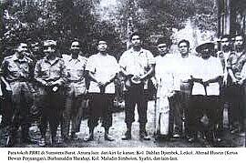 PEMERINTAHAN DARURAT REPUBLIK INDONESIA (PDRI) / 22 Desember 1948- 13 Juli 1949