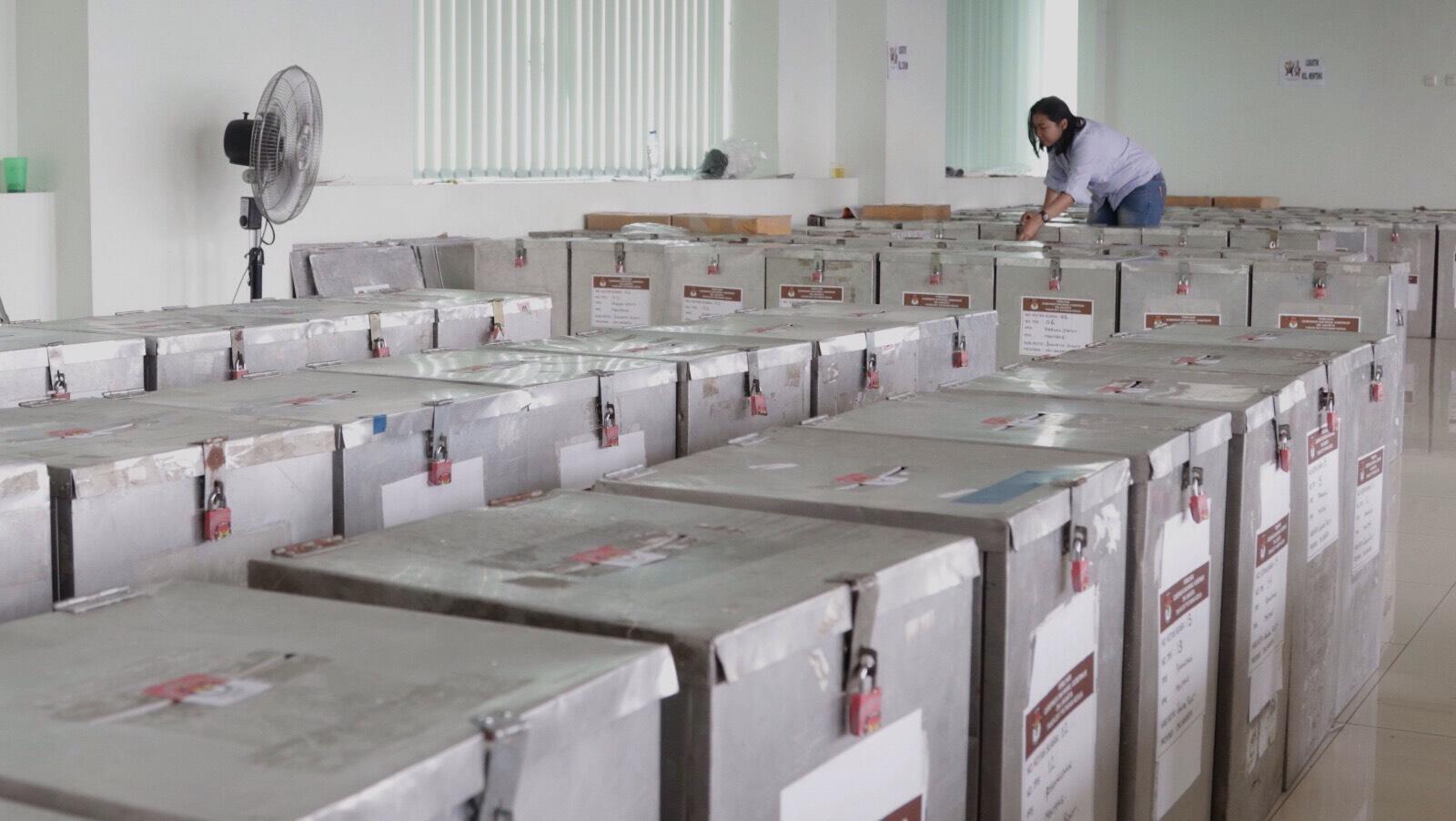 Kuota Kursi Dapil Pemilu 2019 di Kota Probolinggo Dikocok Ulang