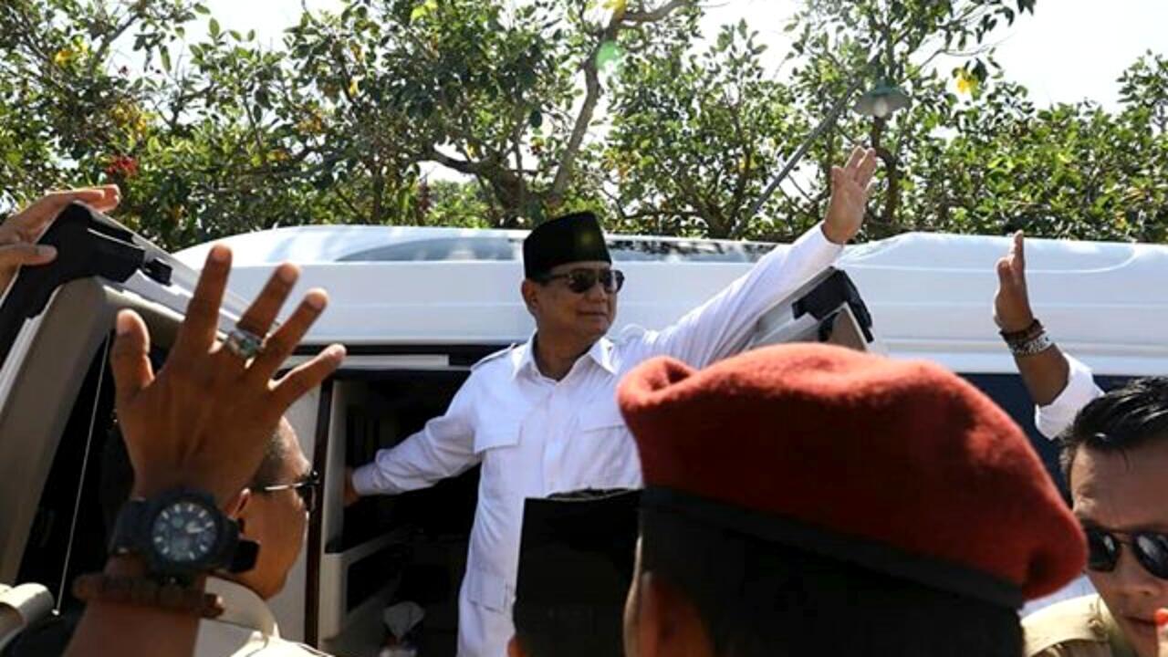 Gerindra Minta Maaf soal Larangan Peliputan Prabowo di Pasuruan
