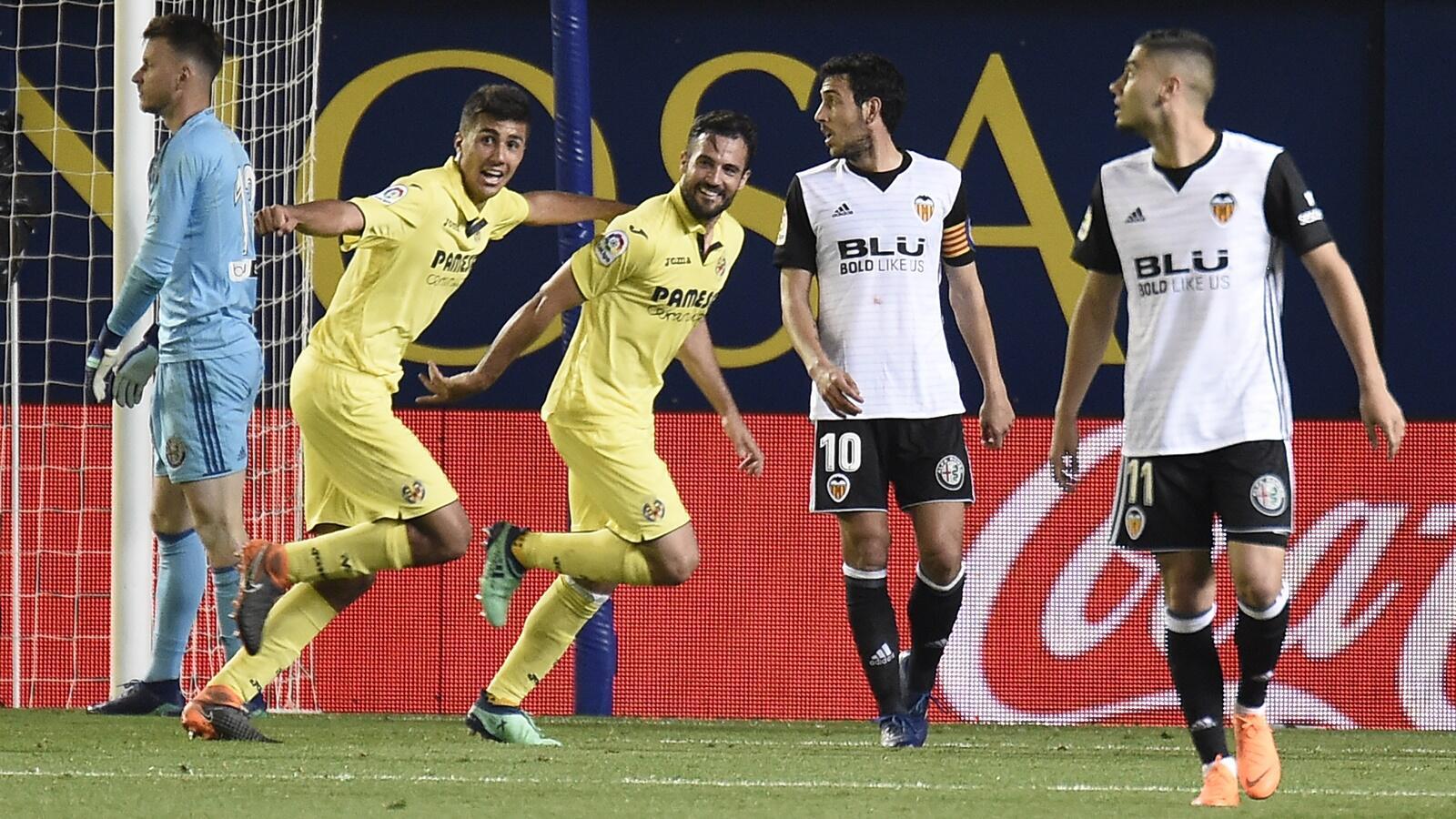 Takluk dari Villarreal, Valencia Tunda Kelolosan ke Liga Champions