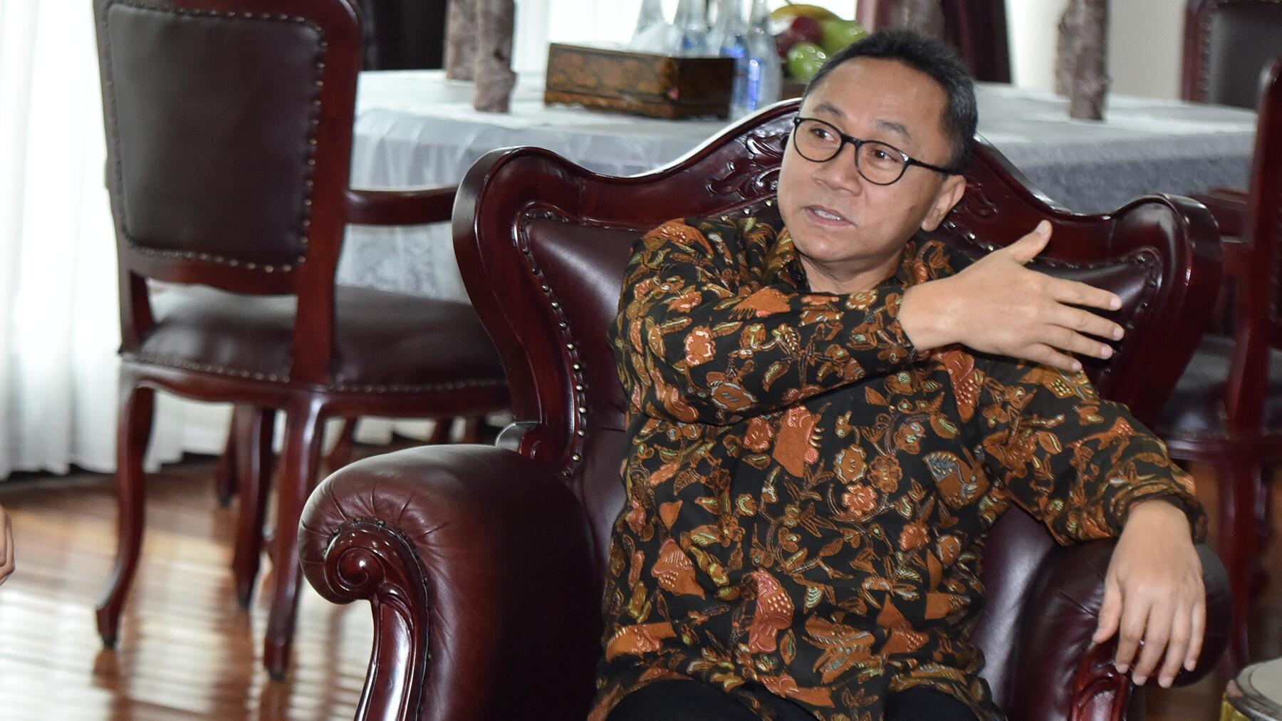 Ketua MPR: Massa yang Salurkan Aspirasi di Monas Jangan Berantem