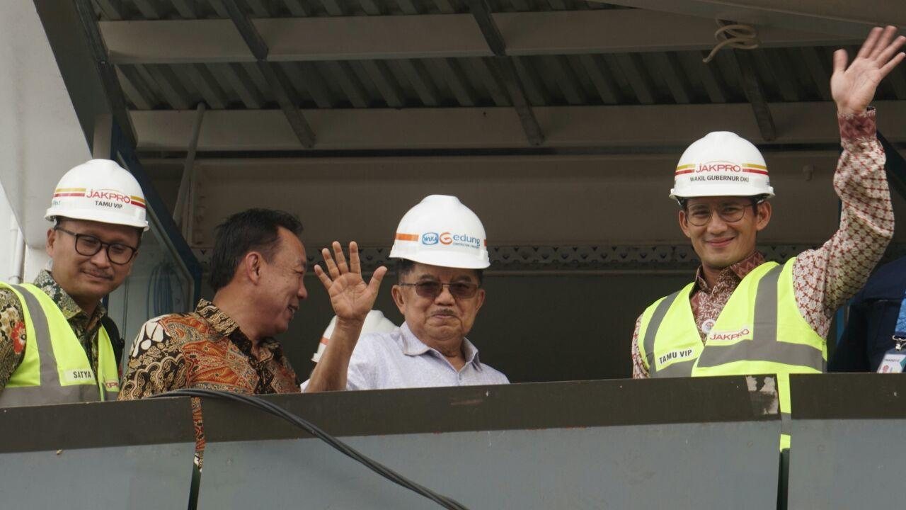Gerindra Tak Ambil Pusing soal JK Mungkin Jadi Cawapres Jokowi Lagi