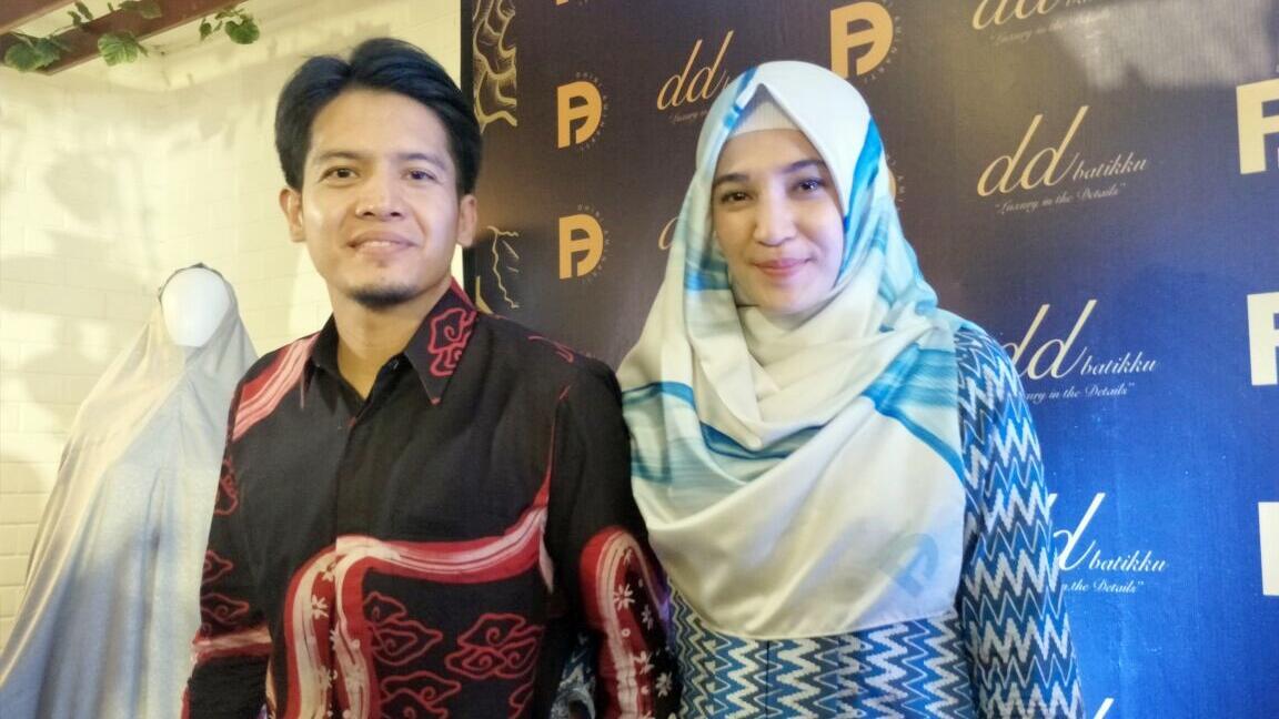 Dimas Seto dan Dhini Aminarti Terjun ke Bisnis Fesyen