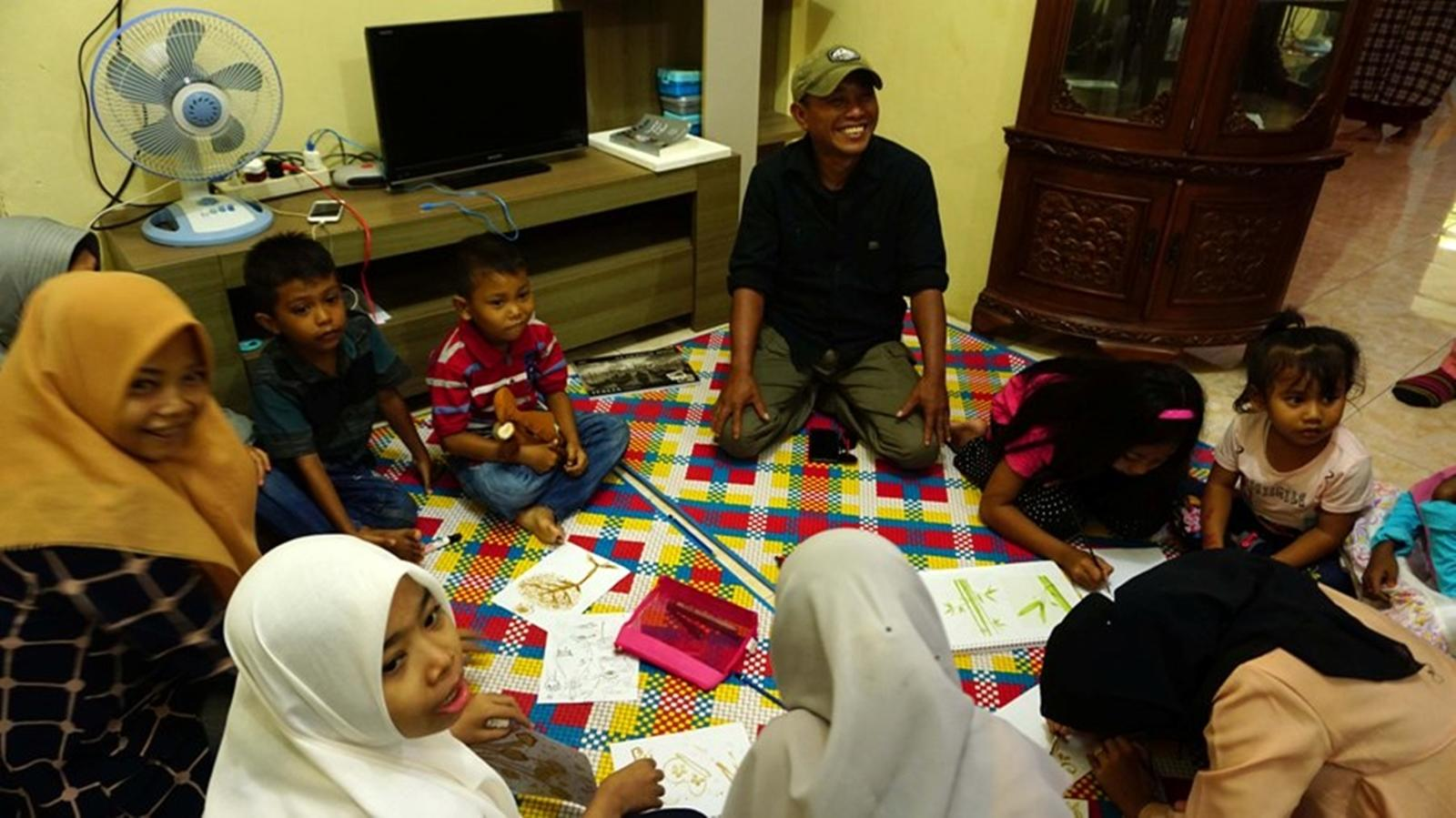 Pidie Baiq Beri Motivasi Anak-anak Pengidap Thalassemia di Aceh