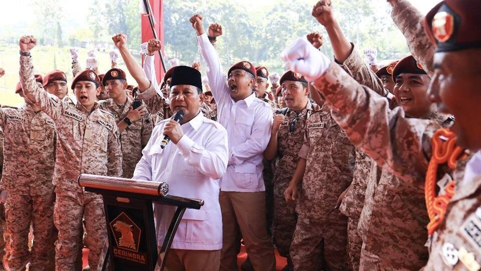 Gerindra Senang Akhirnya Ada Survei Capres yang Menangkan Prabowo