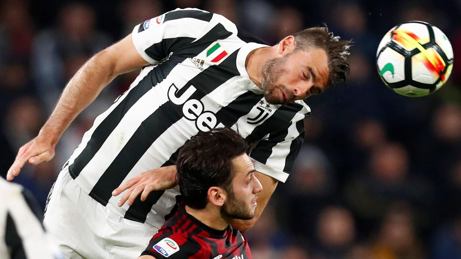Di Mata Barzagli, Juventus Sudah 80 Persen Juara