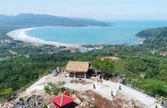 Sentono Gentong, Tempat Singgah Ulama Kalingga Selatan di Pacitan