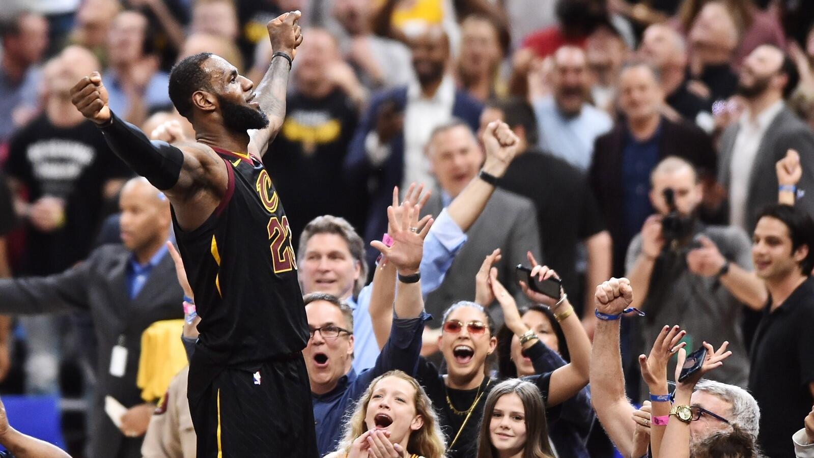 Playoff NBA: Cavs dan Celtics Selangkah Lagi ke Final Wilayah Timur