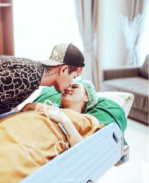 6 Bulan Menikah, Ini 10 Momen Haru Kelahiran Anak Lee Jeong Hoon - Moa