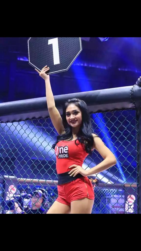 Pesona 3 Bidadari One Pride MMA Tv One
