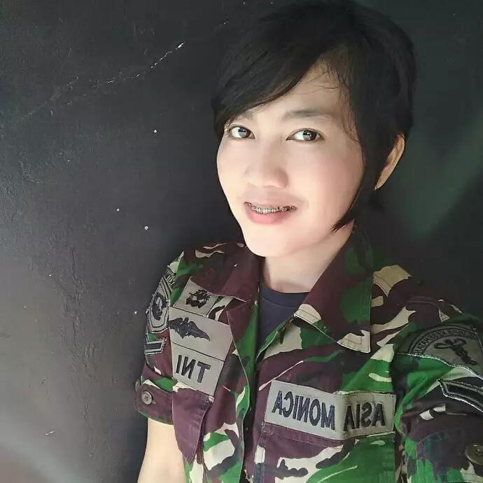 Inilah Potret 10 TNI Tercantik di Indonesia, Kecantikannya Mengalahkan Para Artis