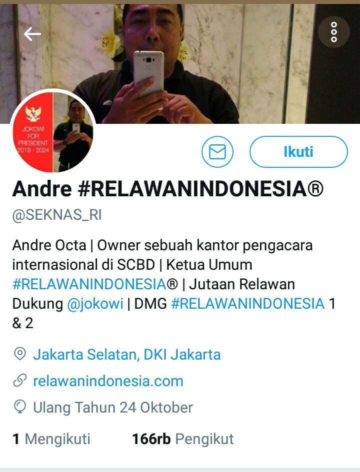 Heboh, Relawan Jokowi Tidak Mau Bayar Gojek