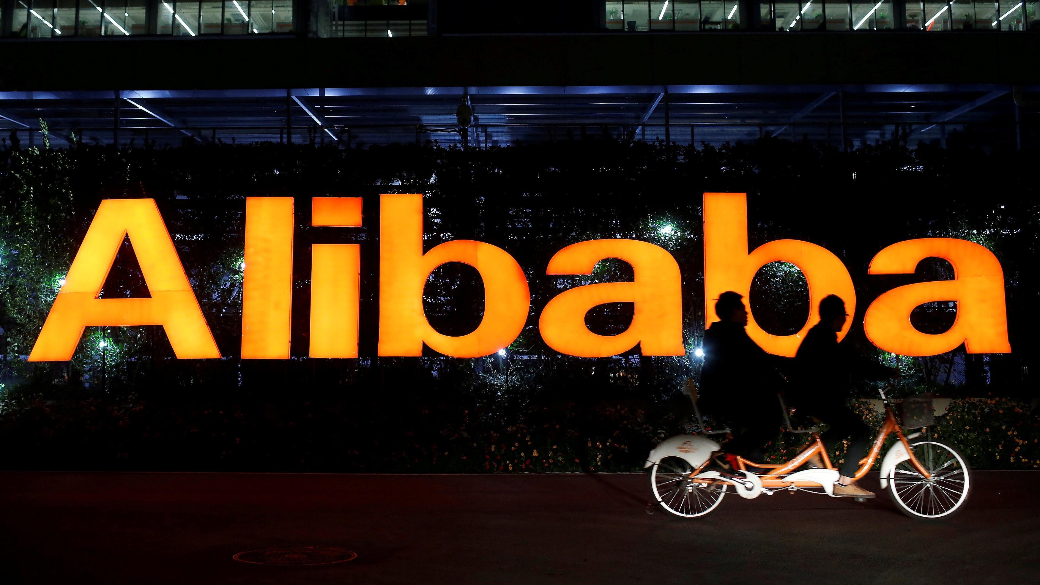 Alibaba Group Raup Pendapatan Rp 135 Triliun di Januari-Maret 2018