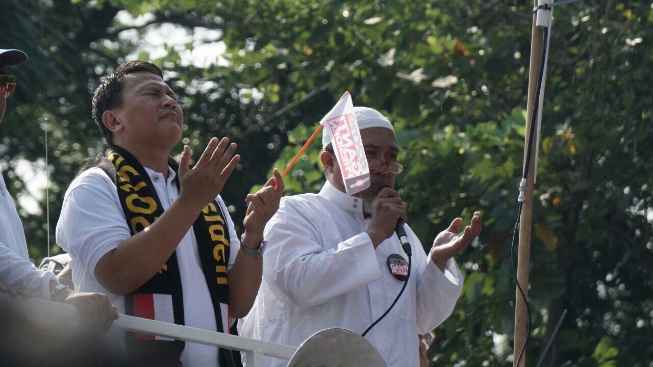Setelah Jakarta, Deklarasi #2019GantiPresiden Digelar di Daerah