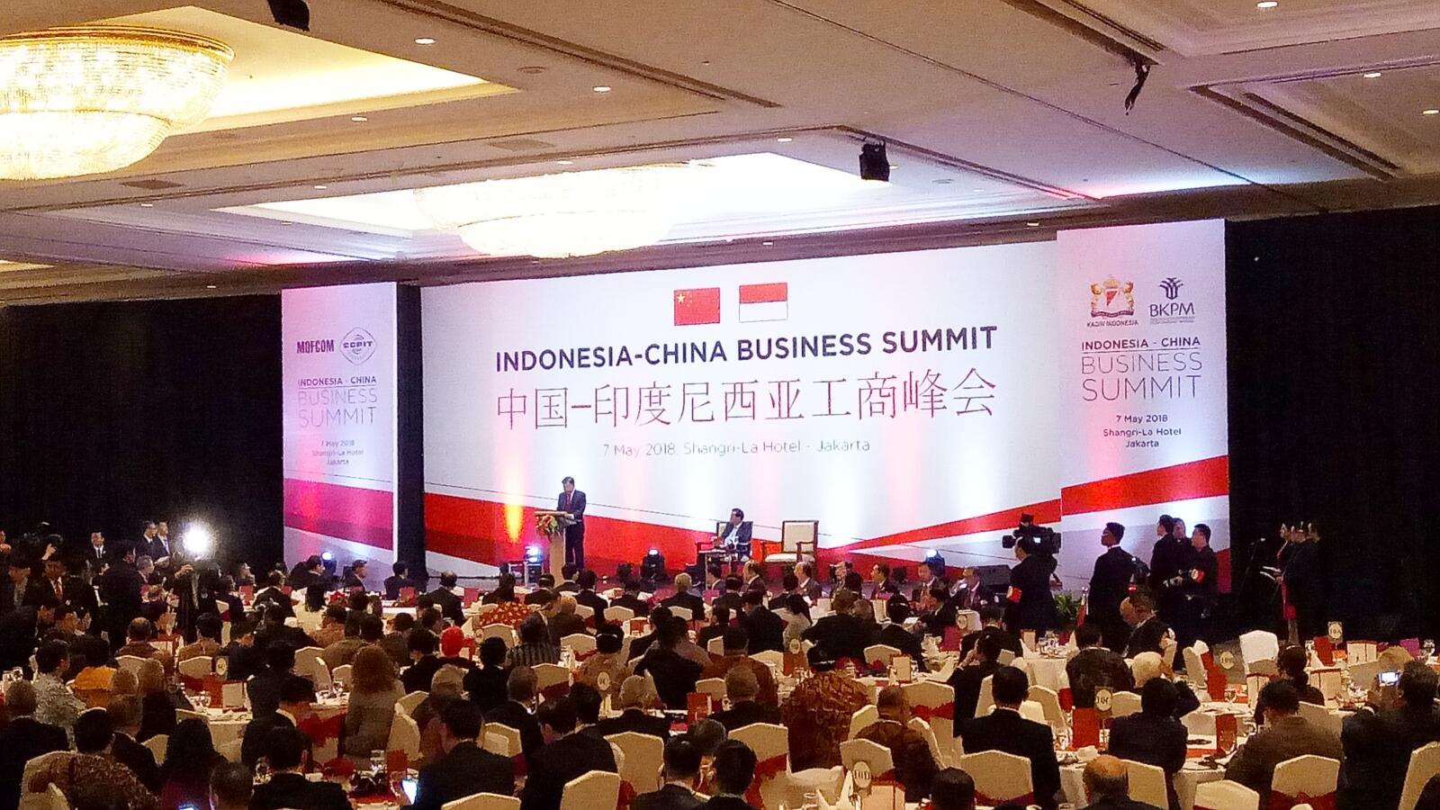 Wapres JK Makan Malam dengan PM dan Pebisnis China