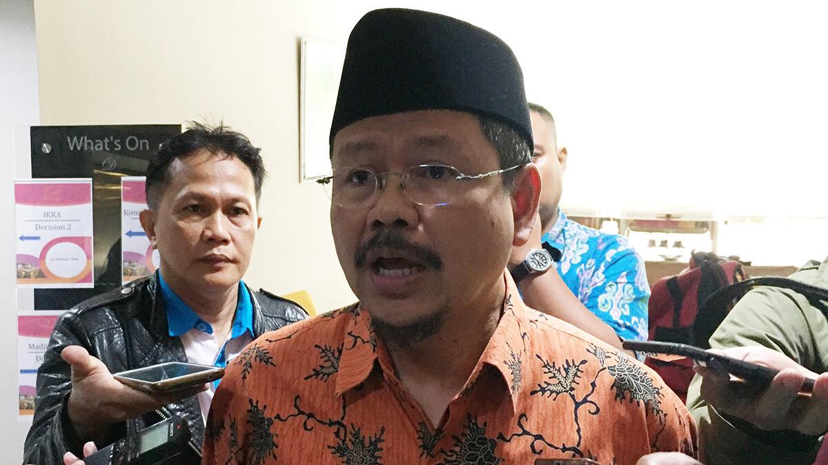 HTI Siap Banding hingga Kasasi Bila Gugatan Ditolak Hakim