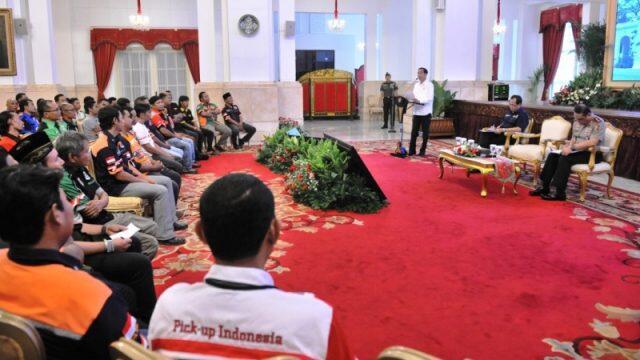 Jokowi: Sikat Semua Pelaku Pungli
