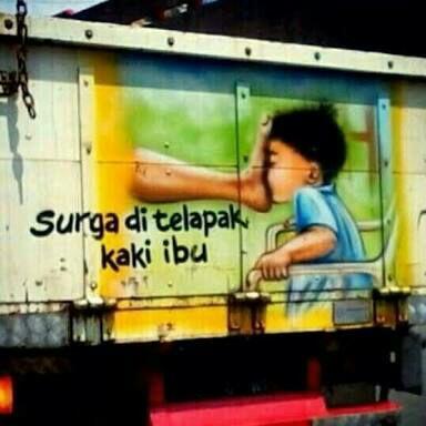 Beginilah kreatif nya supir-supir di Indonesia, Nomer 4 momen kampretnya