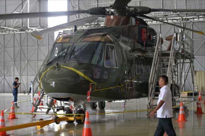Kasus Korupsi Heli AW-101, KPK: TNI Harus Tetap Komitmen