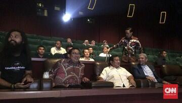 Fadli Zon Minta Jokowi Nonton Film 212 Agar Tak Salah Paham
