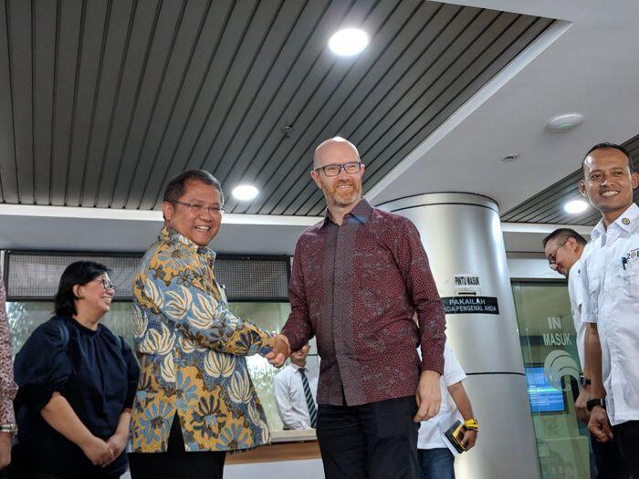 Kesepakatan tiga hal dari Facebook di Indonesia