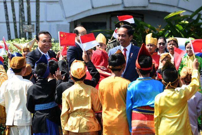 Minyak sawit dan jeruk mandarin dalam kunjungan PM Tiongkok