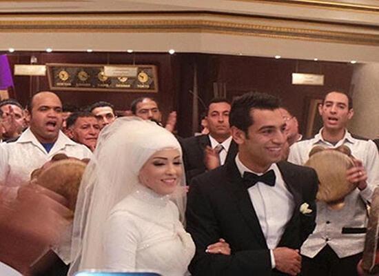 Magi Salah, Istri Mohamed Salah Yang Jarang Terekspose