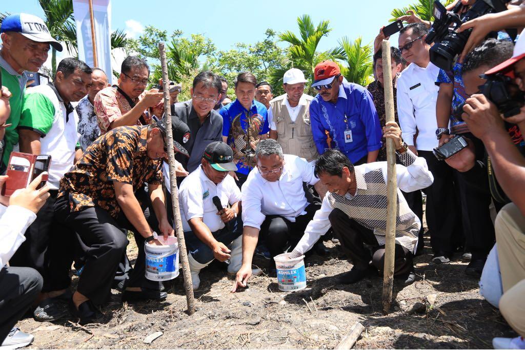 Menteri Eko Tengok Kesuksesan Gorontalo Kembangkan Prukades