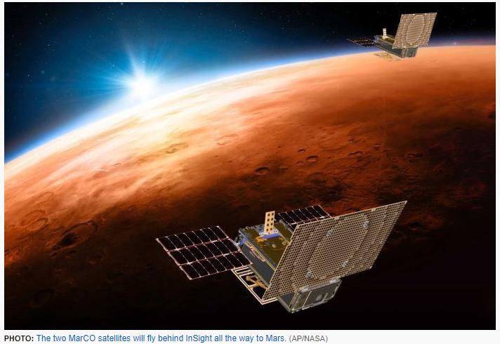 NASA Kembali Kirim Robot ke MARS, untuk apa?