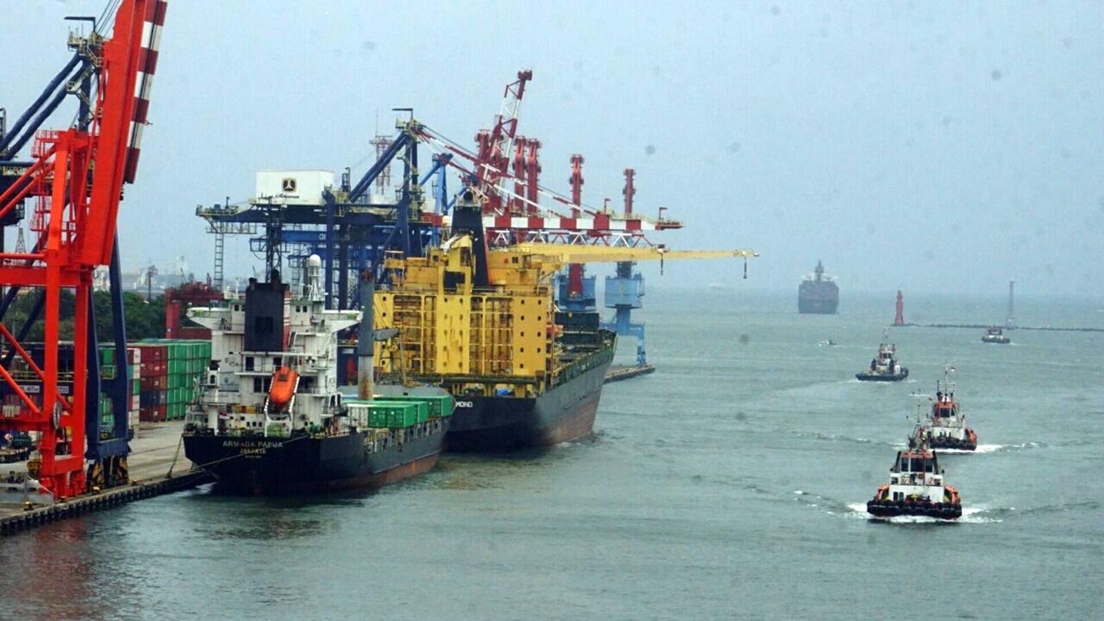 Menhub: 60% Barang yang Diekspor Lewat Pelabuhan Singapura dari RI
