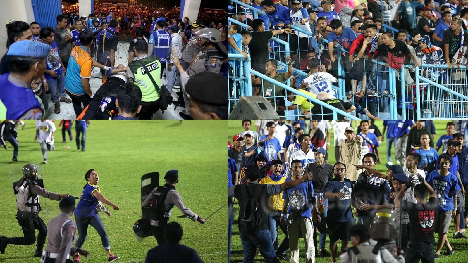 Mengapa Main Hakim Sendiri di Sepak Bola Indonesia Tak Pernah Lenyap?
