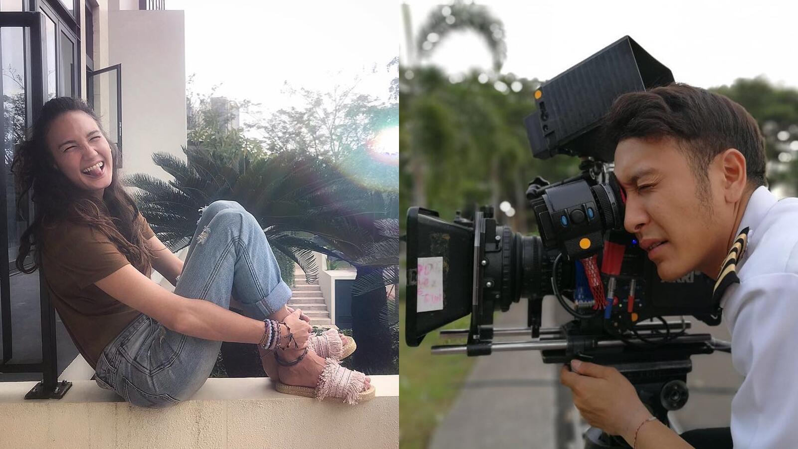 Dimas Anggara: Selamat Ulang Tahun Wanita Hebat, Nadine Chandrawinata