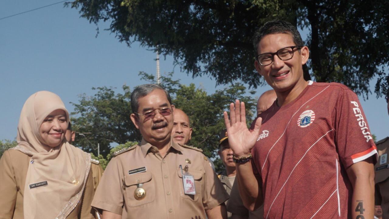 Sandi Tantang Forum Untukmu Indonesia Buktikan Keterlibatan Pemprov