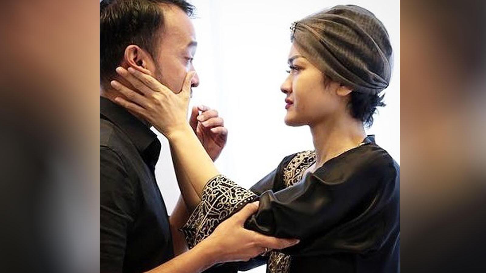 Ruben Onsu Selalu Kenang Julia Perez saat Ramadhan