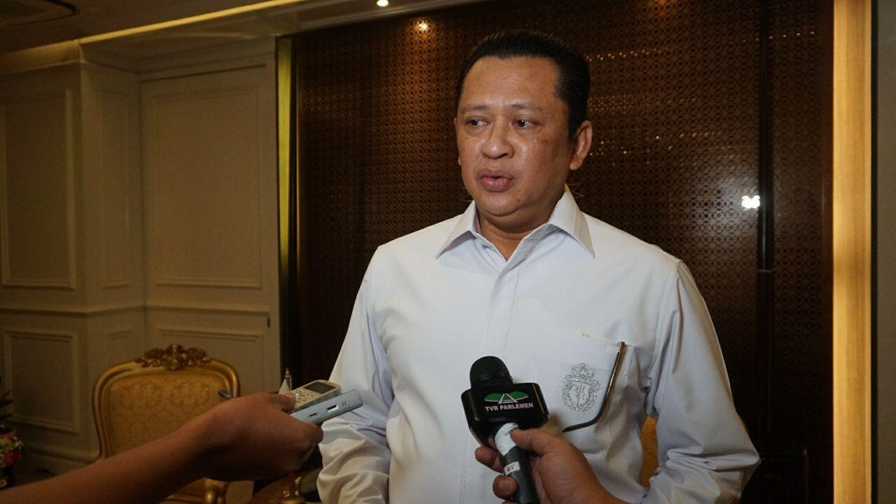 Bamsoet Berharap Parliamentary Threshold Naik dan Parpol Jadi Sedikit