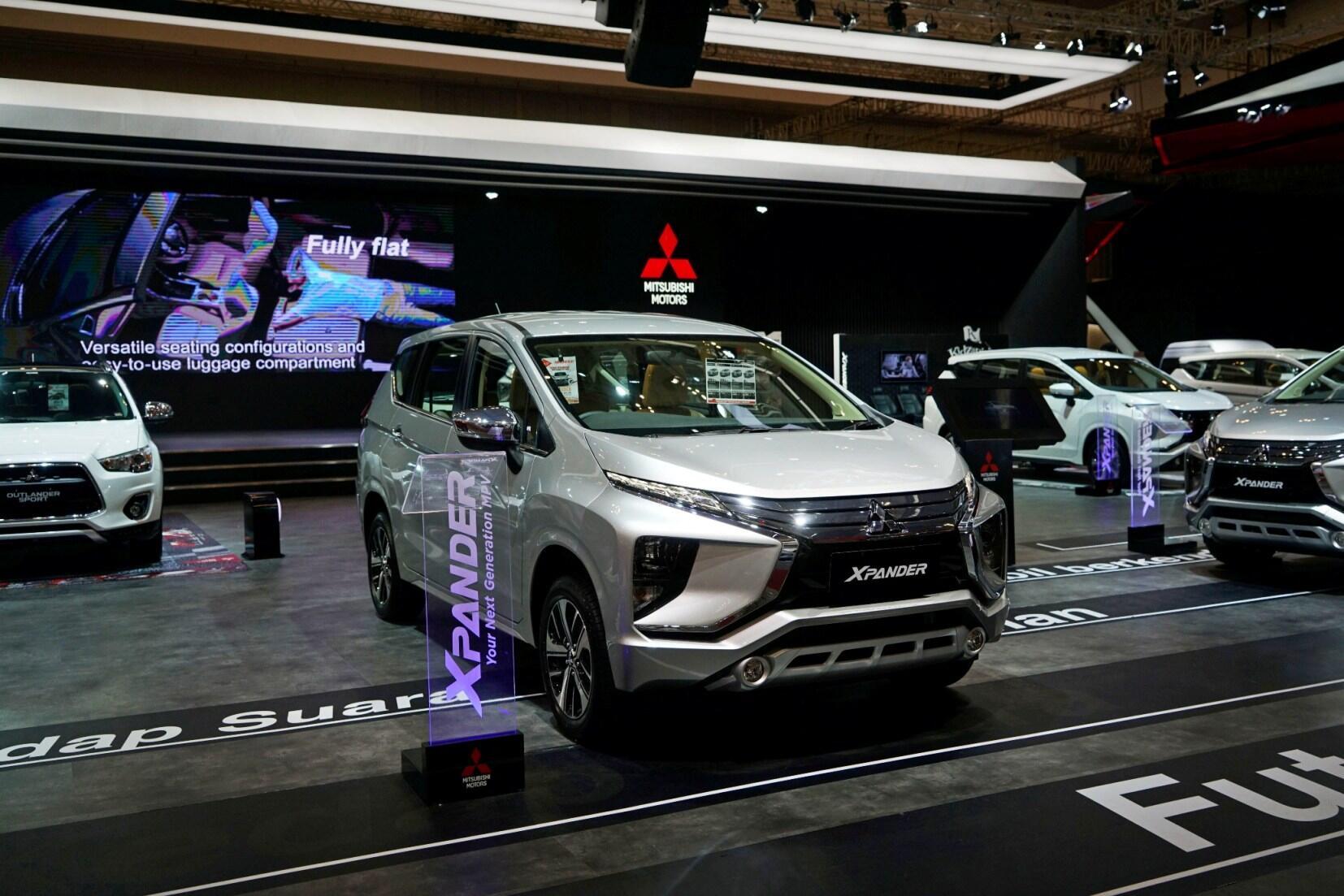 Mitsubishi Tebar Virus Xpander ke Anak-anak