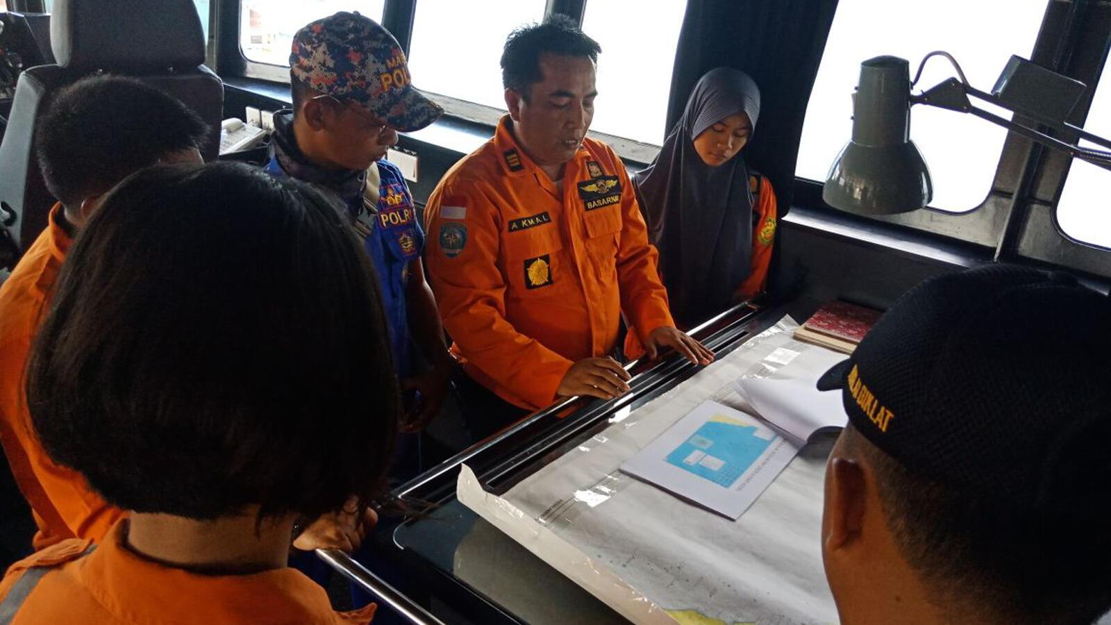 Kapal Bermuatan Kopra dan Anau Hilang Kontak di Perairan Mentawai