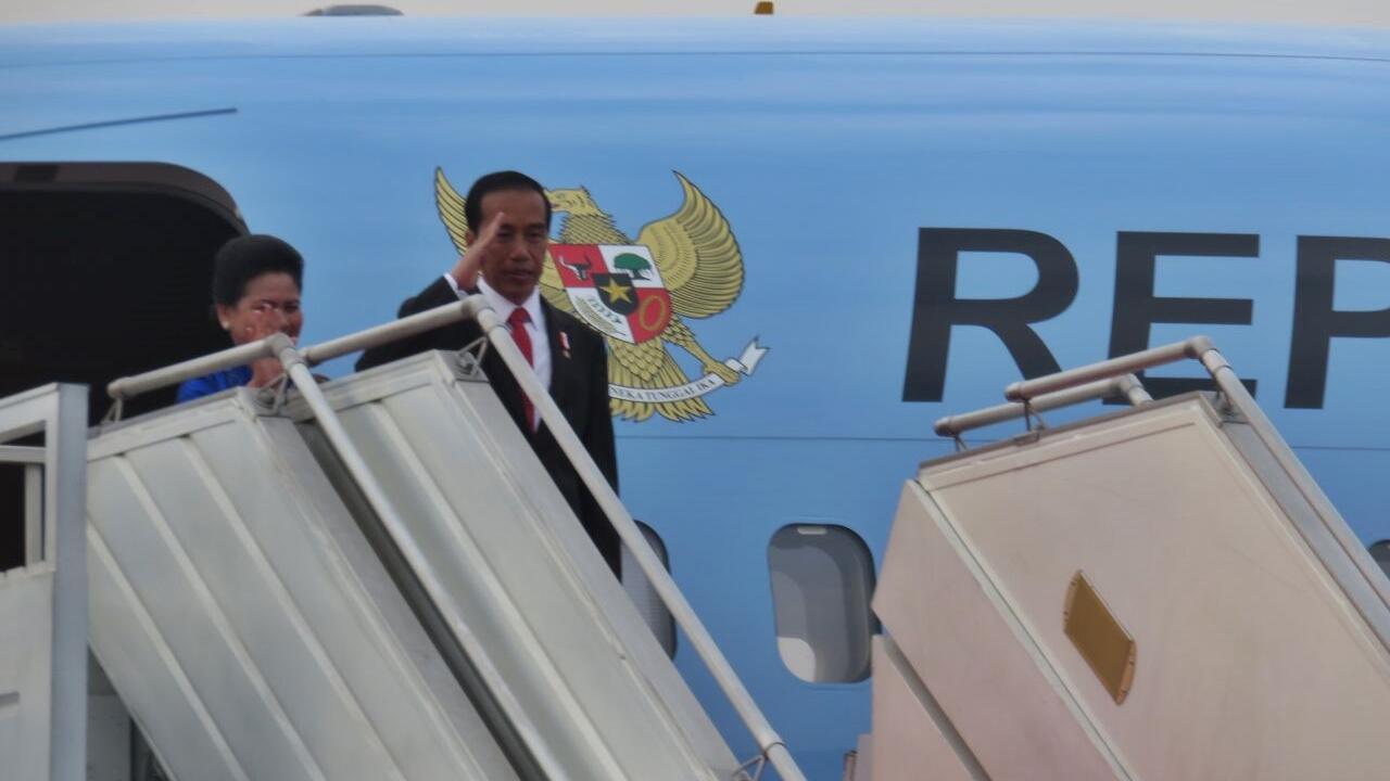 Jokowi Terbang ke Riau Hadiri Harlah ke-92 NU